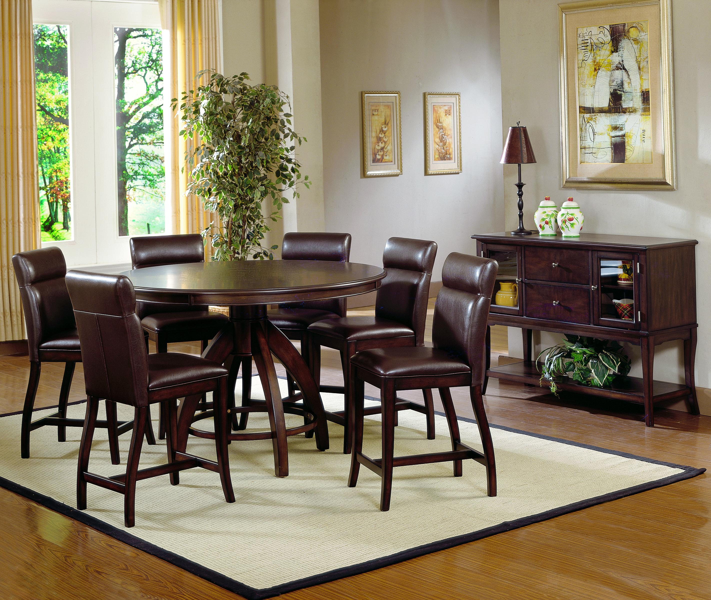 Hillsdale Nottingham Timeless Counter Height Dining Table  : products2Fhillsdale2Fcolor2Fnottingham2040774077dtbg b5 from www.johnnyjanosik.com size 2844 x 2400 jpeg 1096kB