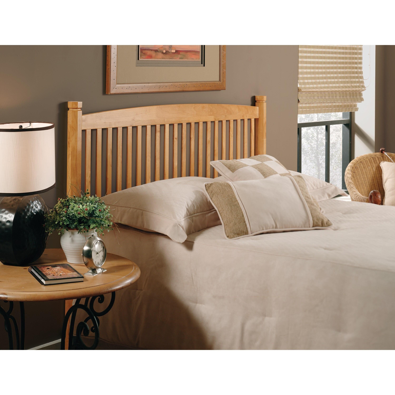 Hillsdale Oaktree 1810htwr Twin Oak Tree Headboard With Rails Dunk Amp Bright Furniture Headboard