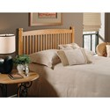 Morris Home Oaktree Full/Queen Oak Tree Headboard - Item Number: 1811HFQR