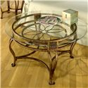 Morris Home Furnishings Occasional Tables Scottsdale Cocktail Table - Item Number: 40386OTC