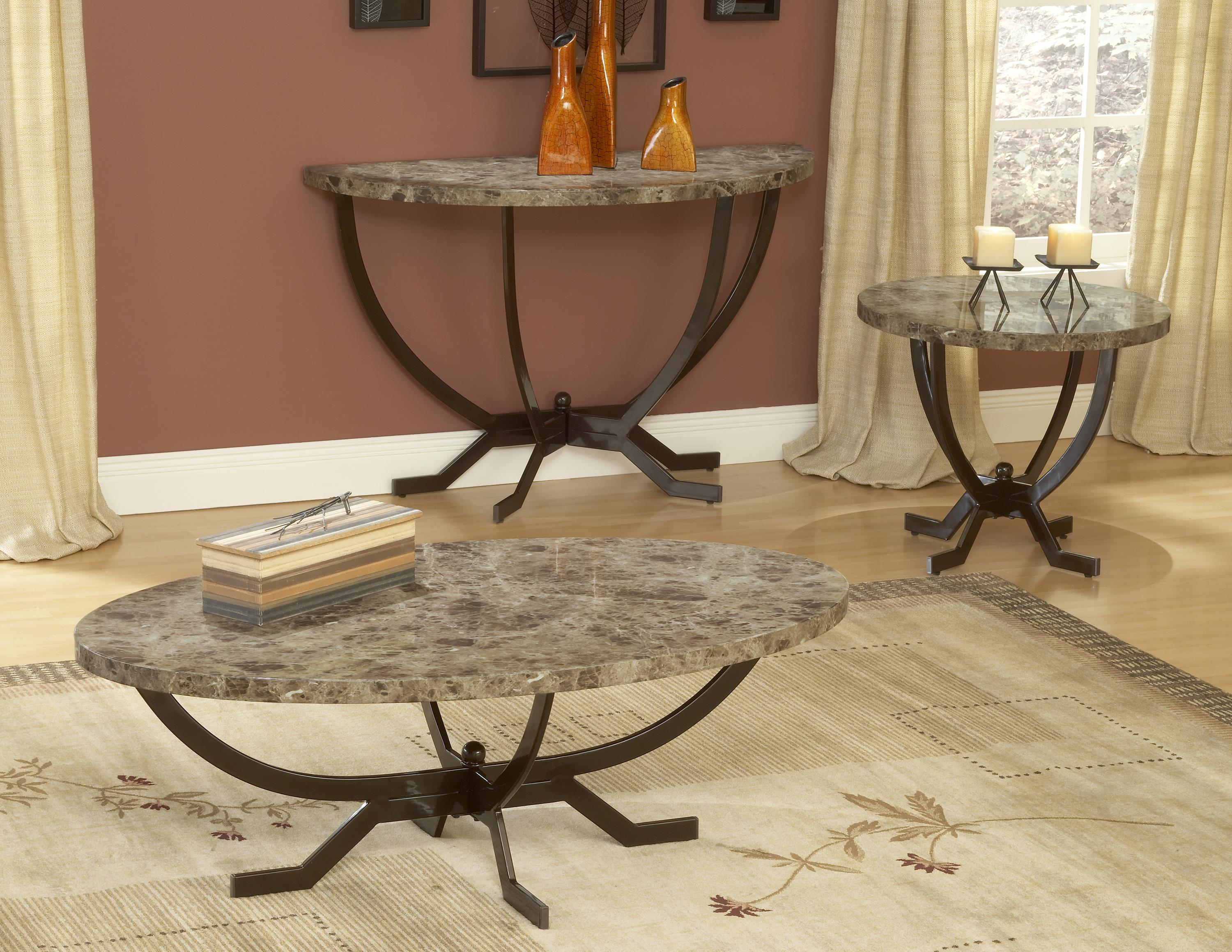 Hillsdale Occasional Tables Monaco Coffee Table - Item Number: 4142-880