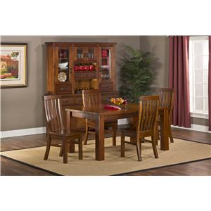 Hillsdale Outback 5 Piece Dining Set