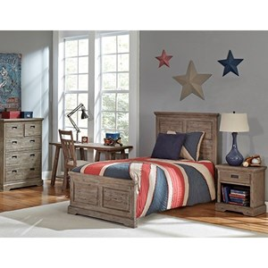 Hillsdale Oxford Full Bedroom Group
