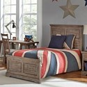 Hillsdale Oxford Twin Panel Bed - Item Number: 7104-330N