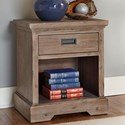 Hillsdale Oxford Nightstand - Item Number: 7104-771