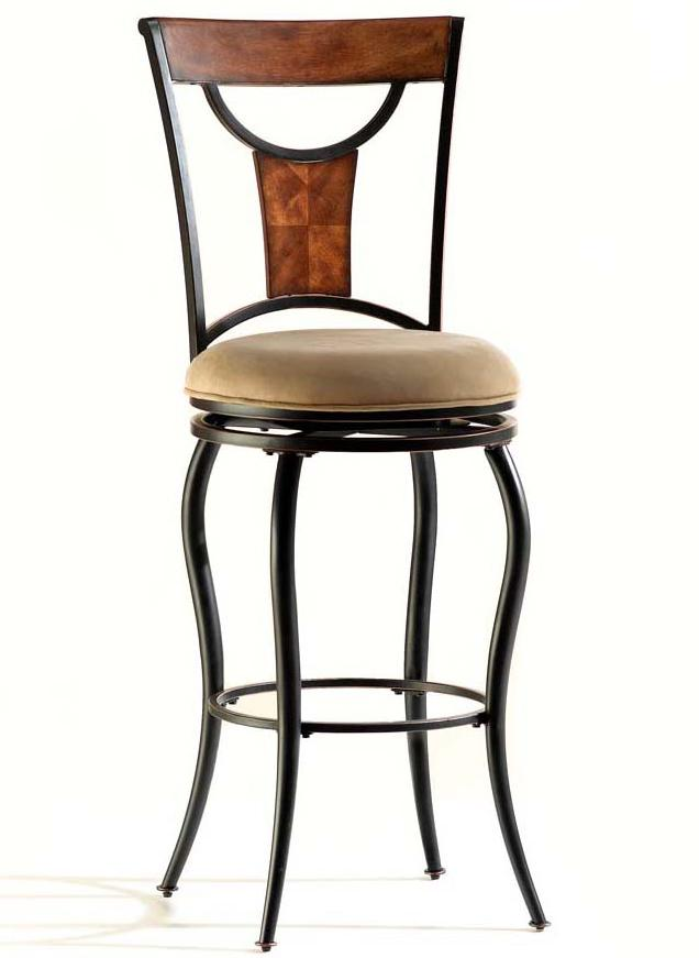 "Hillsdale Pacifico 30"" Swivel Stool  - Item Number: 4137-830"
