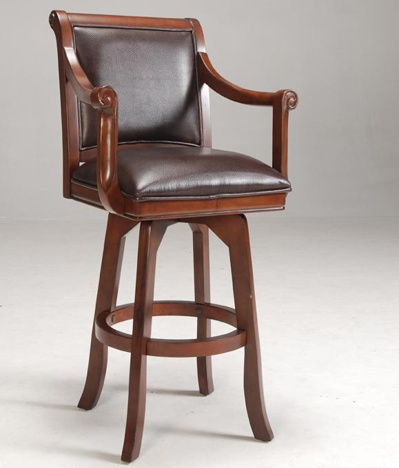 "Hillsdale Palm Spring 30"" Swivel Stool - Item Number: 4185-830"