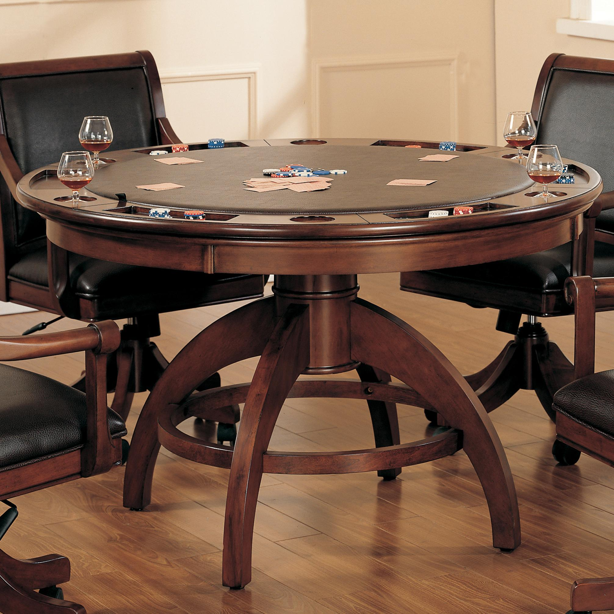 Hillsdale Palm Spring Game Table - Item Number: 4185GTB