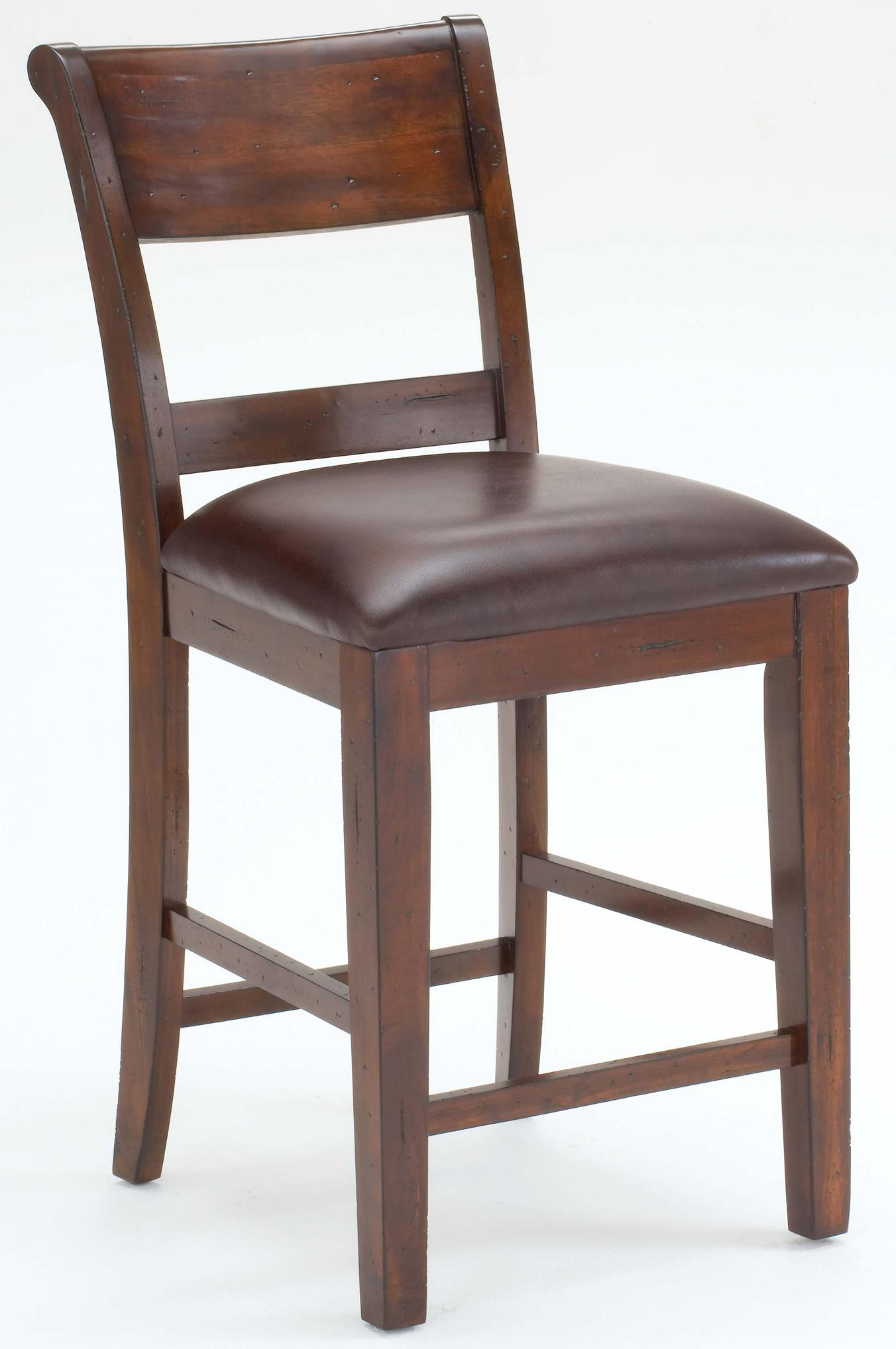 Hillsdale Park Avenue Non-Swivel Counter Stool - Item Number: 4692-822