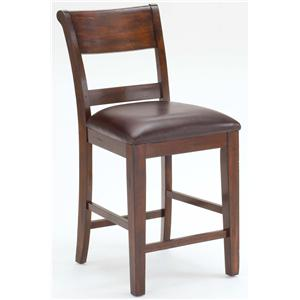 Hillsdale Park Avenue Non-Swivel Counter Stool