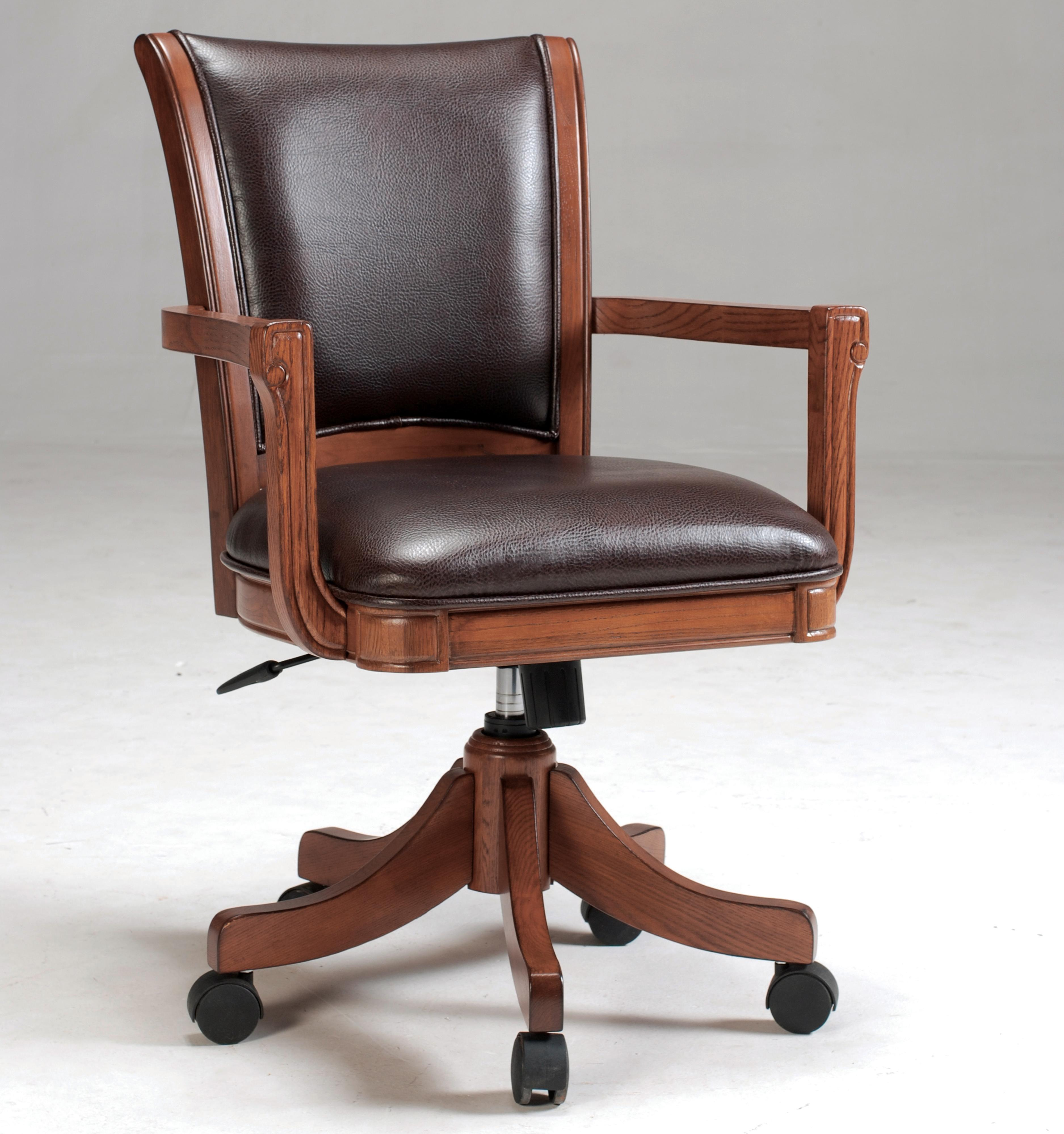 Hillsdale Park View Upholstered Chair with Casters