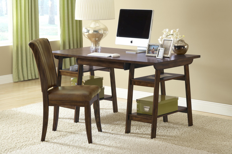 Hillsdale Parkglen Desk and Chair Set - Item Number: 4379PD