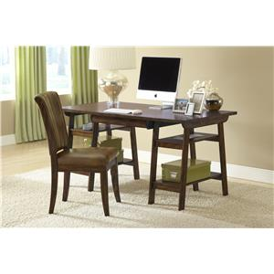 Hillsdale Parkglen Desk and Chair Set