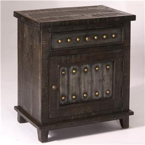 Morris Home Furnishings Pavia Occasional Cabinet