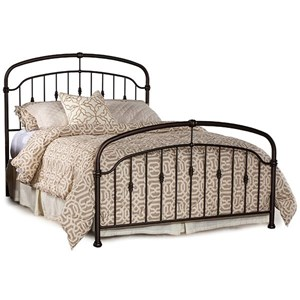 Metal Queen Bed
