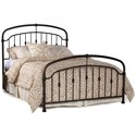 Hillsdale Pearson Metal Queen Bed - Item Number: 2407-500+90056