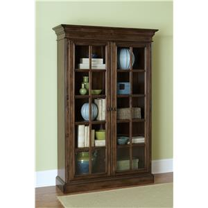 Hillsdale Pine Island Large Library Cabinet