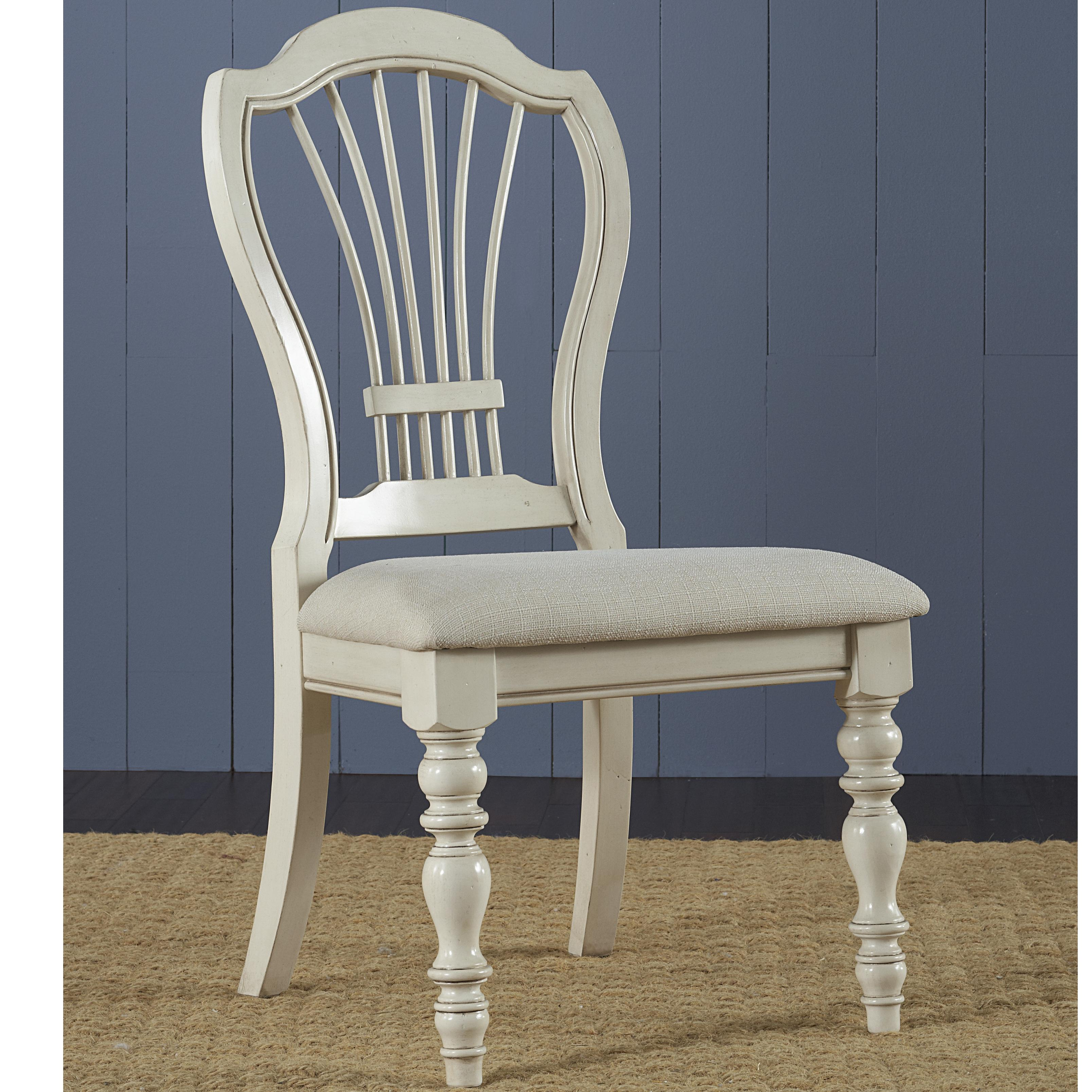 Hillsdale Pine Island Dining Side Chair - Item Number: 5265-801