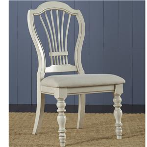 Morris Home Furnishings Nantucket Nantucket Side Chair