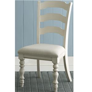Morris Home Furnishings Nantucket Ladder Back Side Chairs