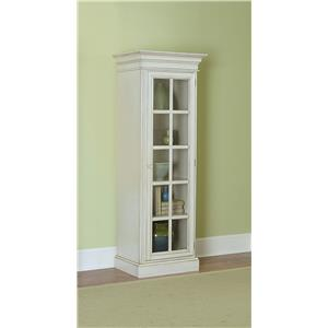 Morris Home Furnishings Nantucket Small Library Cabinet