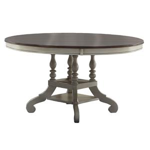 Morris Home Furnishings Nantucket Round Dining Table