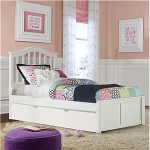 Finley Twin Bed w/ Trundle