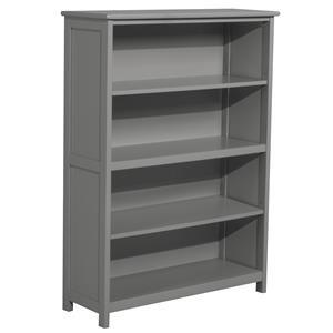 Open Vertical Bookcase