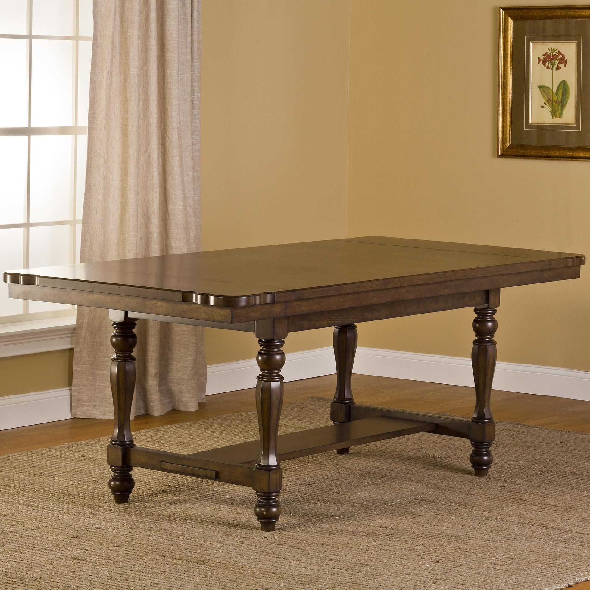 Hillsdale Seaton Springs Dining Table - Item Number: 5484-814