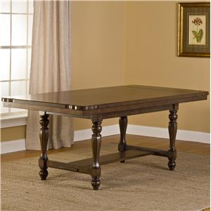 Morris Home Furnishings Seaton Springs Dining Table