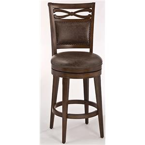 Morris Home Furnishings Seaton Springs Counter Stool