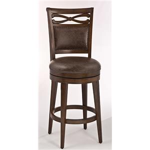 Morris Home Furnishings Seaton Springs Bar Stool