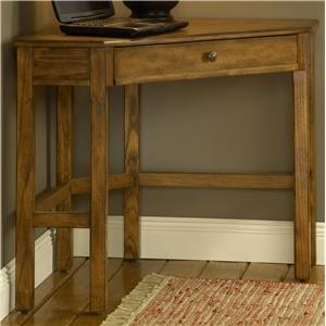 Morris Home Furnishings Solano Corner Desk