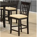 Hillsdale Tabacon Non-Swivel Counter Stool - Item Number: 4155-822M