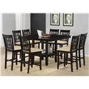 Hillsdale Tabacon 9-Piece Dining Set