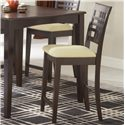 Hillsdale Tiburon Non-Swivel Counter Stool - Item Number: 4917-806