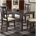 Hillsdale Tiburon 36 x 60 Fix Top Dining Table - Item Number: 4917-814
