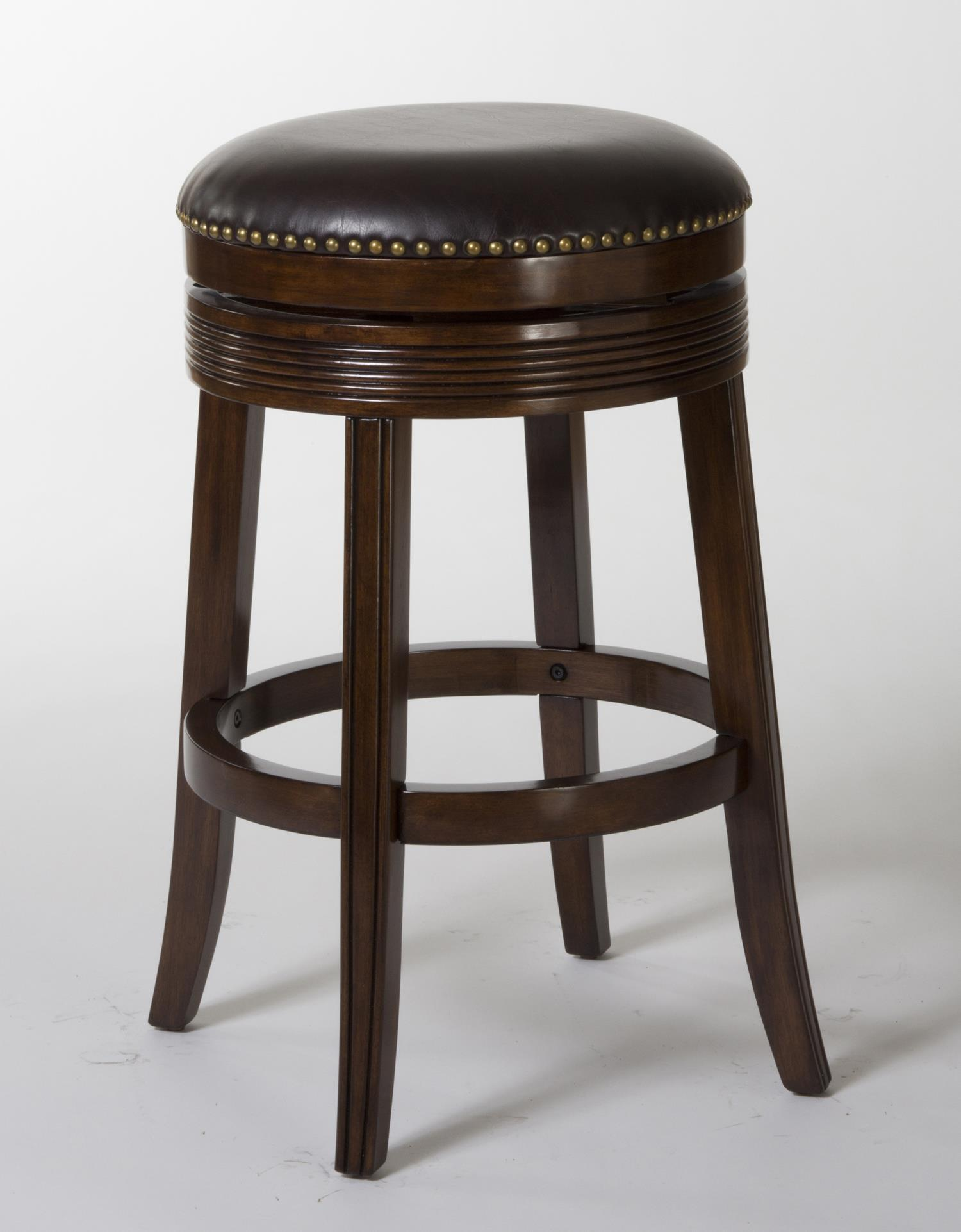 "Morris Home Furnishings Tilden Tilden 26"" Backless Barstool - Item Number: 796054675"