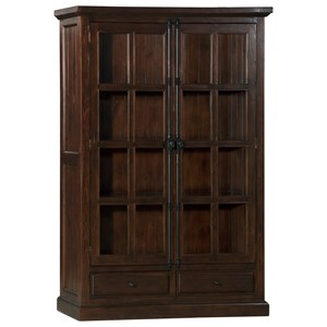 Hillsdale Tuscan Retreat Double Door Cabinet