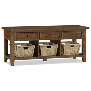 Morris Home Tuscan Retreat TV Stand