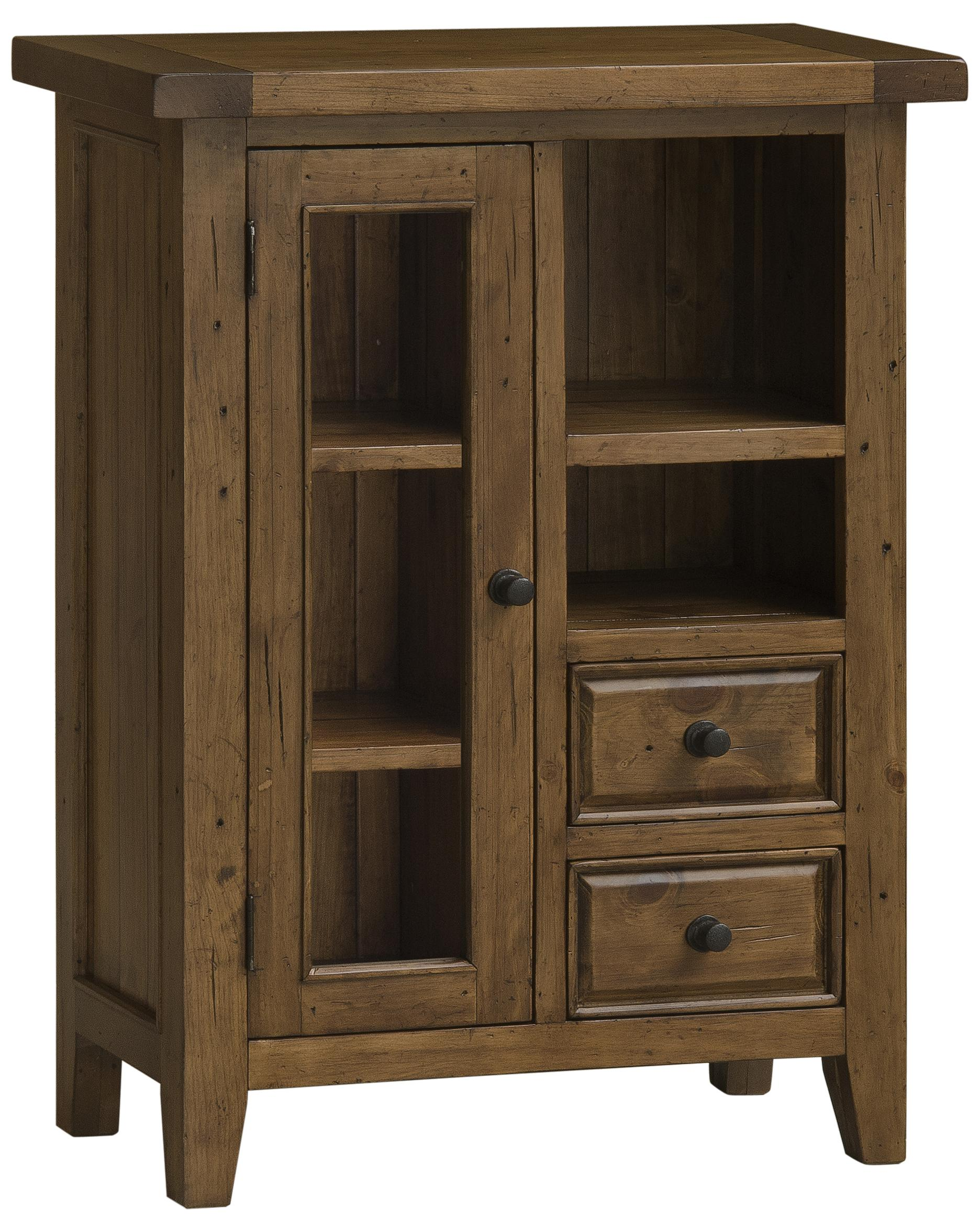 Hillsdale Tuscan Retreat Coffee Cabinet - Item Number: 5225-858W
