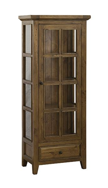 Hillsdale Tuscan Retreat Small Display Cabinet - Item Number: 5225-884W
