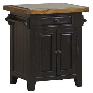 Morris Home Furnishings Tuscan Retreat Kitchen Island