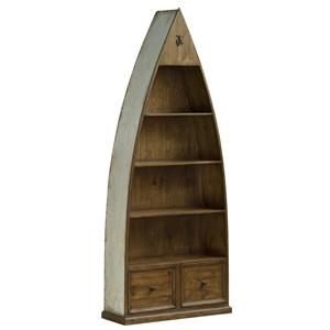 Hillsdale Tuscan Retreat Boat Bookcase