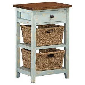 Hillsdale Tuscan Retreat Basket Stand