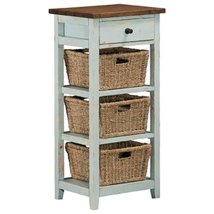 Hillsdale Tuscan Retreat End Table
