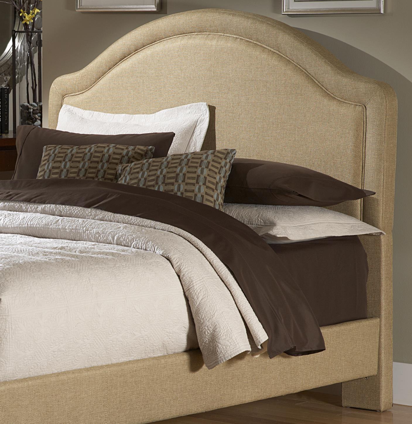 Hillsdale Upholstered Beds Veracruz Queen Headboard - Item Number: 1027-570