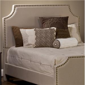 Hillsdale Upholstered Beds Dekland King/ Cal King Headboard with Rails