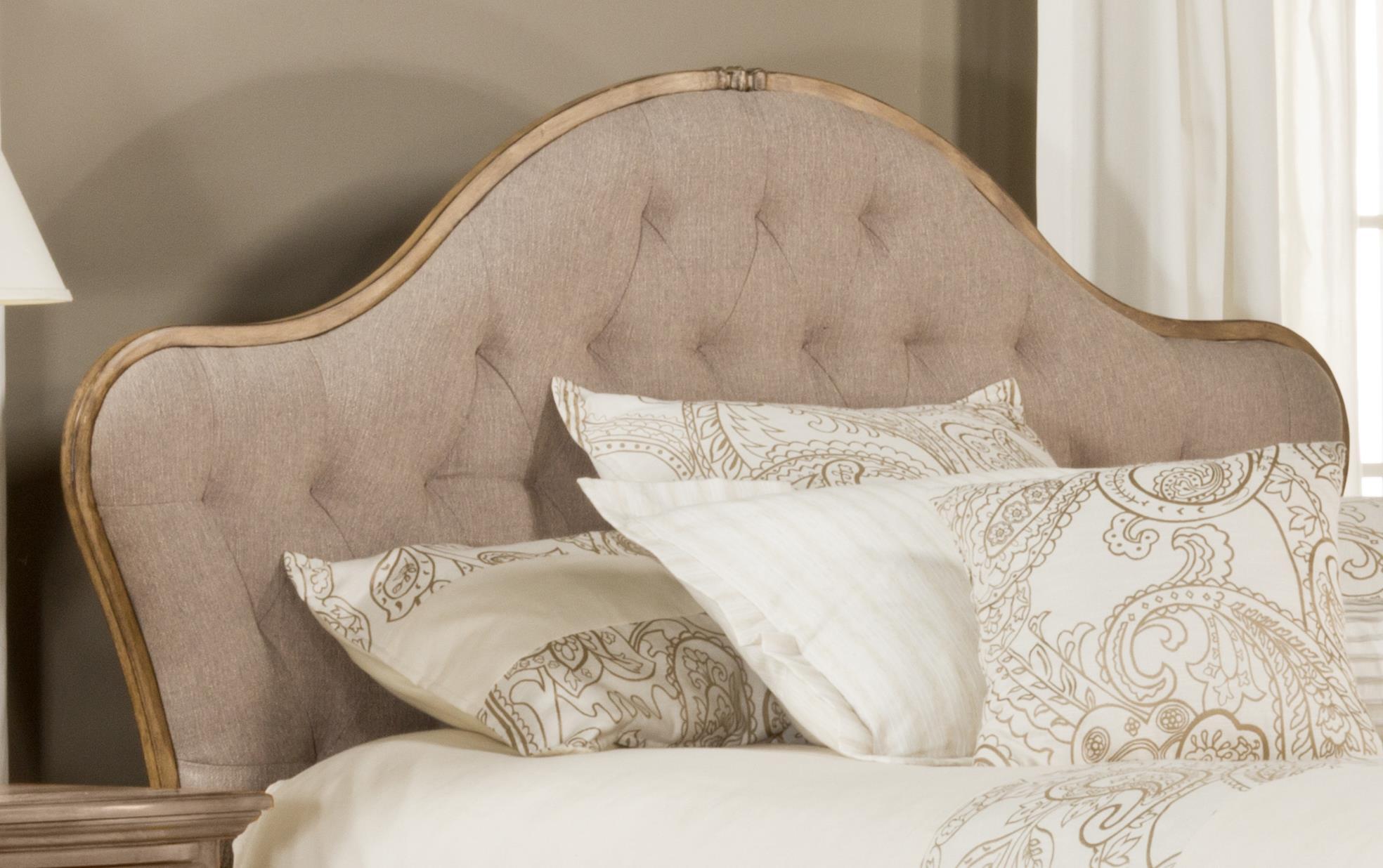 Hillsdale Upholstered Beds Jefferson King Headboard - Item Number: 1206-670