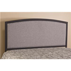Hillsdale Upholstered Beds Bayside King Headboard with Rails